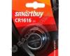 Батарейка SmartBuy CR 1616 (1/12/720)