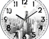 "Часы настенные IRIT IR-622 ""НЬЮ-ЙОРК"""