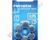 Батарейка RENATA ZA675 (6/60) для слуховых аппаратов