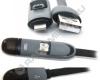 Кабель USB для iPhone-5 1м NGY-915 2 в 1