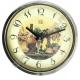 """Часы настенные IRIT IR-618 """"ВИНОГРАД"""""""