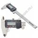 Штангенциркуль MT-027 малый экран, электронный, 150мм