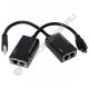 Удлинитель HDMI по витой паре (8p8c) с проводом