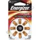 Батарейка ENERGIZER ZA13 (8/48) для слуховых аппаратов