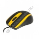 Мышь HAVIT HV-MS753 BLACK/YELLOW