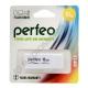 USB2.0 флеш-накопитель PERFEO 16GB R01 White