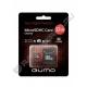Карта памяти microSDHC QUMO 32GB class 10 с адаптером