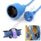 Сетевой удлинитель PowerCube 10A/2,2кВт 30м 1 розетка на каркасе морозостойкий