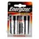 Батарейка ENERGIZER LR20 ( 2/24 )