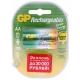 Аккумулятор GP R-06/AA/1000 mAh (2/20)