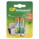 Аккумулятор GP R-06/AA/1800 mAh (2/20)