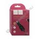 Автозарядка DREAM DRM-CH13-01 12-24В мини USB 3,5м 2A