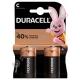 Батарейка DURACELL LR14 ( 2/20 )