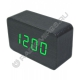 Часы VST-863 электронные black