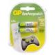 Аккумулятор GP R-03/AAA/850 mAh BL*2