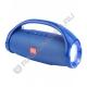 Портативная Bluetooth колонка TG136 СИНИЙ