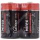 Батарейка MIREX R20 ( 2/12/96 ) shrink СОЛЕВАЯ