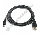 Кабель USB шт. A - шт. mini 1,8м AT3794 АТКОМ