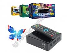 DVB T2,  СМАРТ приставки