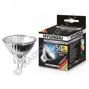 Лампа Hyundai  JCDR-220V-50W-GU5.3