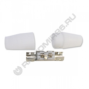 Соединитель кабеля пластик