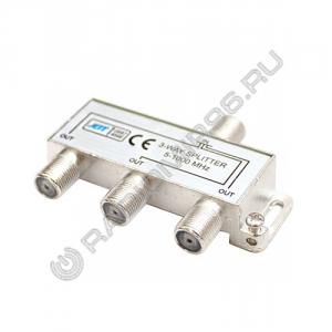 Краб(splitter) на 3TV  (5-1000MHz)