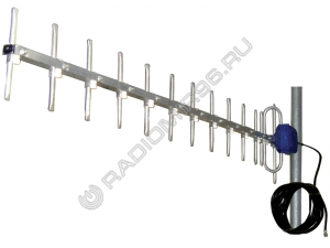 Антенна для сотовых телефонов, кабель 15 метров