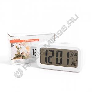 Часы СИГНАЛ EC-137W электронные