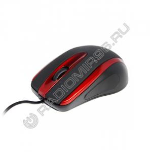 Мышь HAVIT HV-MS753 BLACK/RED