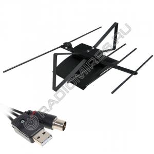 Антенна СТРИЖ BAS-5130-USB активная