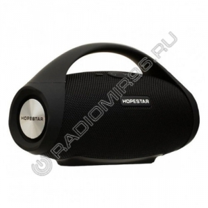 Портативная Bluetooth колонка HOPESTAR H32 ЧЁРНЫЙ
