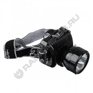 Фонарь 5 LED 220B Чингисхан налобный аккумуляторный 328-046