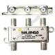 Делитель  на 4 ТВ 5-1000 MHz SELENGA
