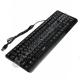 Клавиатура HAVIT HV-KB378 USB black
