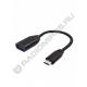 Переходник гн. USB - шт. micro USB 15см OTG DRM-OTG1-03