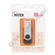 USB флэш-накопитель MIREX 8GB SWIVEL BLACK