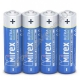 Батарейка MIREX LR6 ( 4/40/720 ) shrink АЛКАЛИНОВАЯ