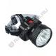 Фонарь 8 + 0.5 LED 220B Чингисхан налобный аккумуляторный 328-047