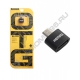 Переходник гн. USB - шт. micro USB OTG пластик