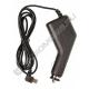 Автозарядка LF-6 5V 0,5A шт. угловой mini USB, провод 1,5м, угловой штекер прикуривателя