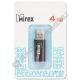 USB флэш-накопитель MIREX 4GB UNIT BLACK