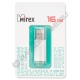 USB флэш-накопитель MIREX 16GB UNIT SILVER