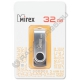 USB флэш-накопитель MIREX 32GB SWIVEL BLACK