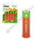 Аккумулятор MIREX R6/AA/2500 mAh (4/40/200)