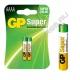 Батарейка GP 25A / AAAA 1.5V ( 2/40 )
