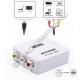 Конвертер AV2HDMI 3гн. RCA - гн. HDMI + mini USB HW-2105  1080P NTSC/PAL