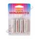 Батарейка MINAMOTO LR6 ( 4/48/480 ) блистер АЛКАЛИНОВАЯ
