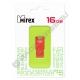 USB флэш-накопитель MIREX 16GB MARIO RED