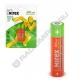 Аккумулятор MIREX R03/AAA/600 mAh (2/20/100)