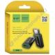 Переходник гн. micro USB - шт. TYPE-C AC06